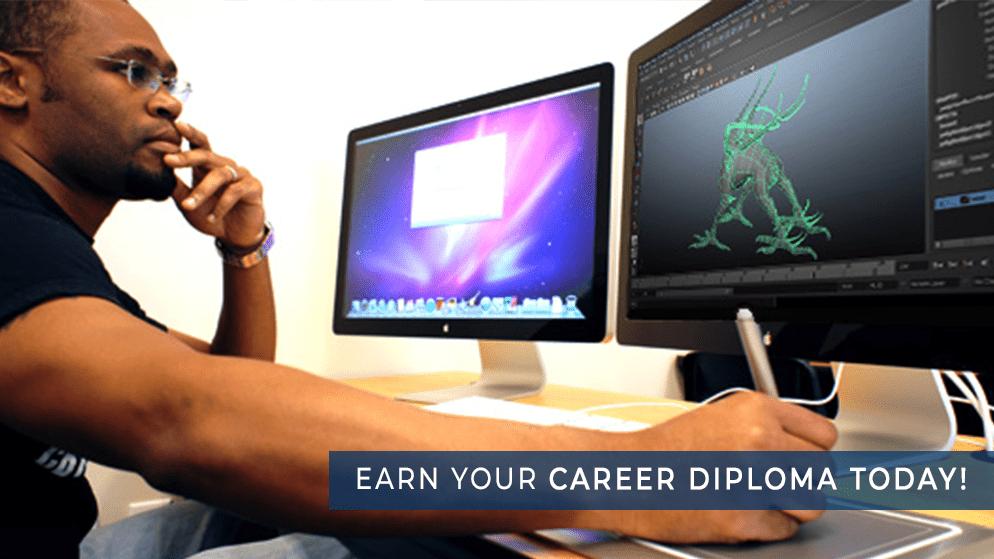 Diploma in Digital Art and Design